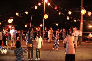 塩原地区納涼盆踊り大会